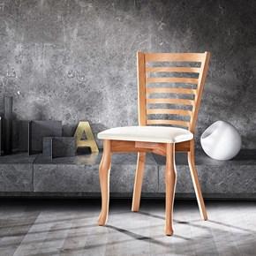 Koza Ceviz Sandalye - KOZ02CV görseli