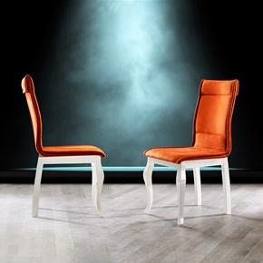 Çınar Avangard Beyaz Sandalye - CNR01BYZ görseli