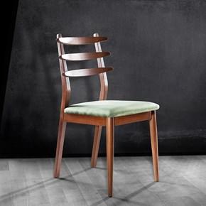 Bade Ceviz Sandalye - BAD01CV görseli