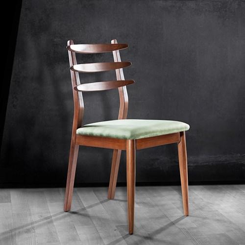 Bade Ceviz Sandalye - BAD01CV görseli, Picture 1