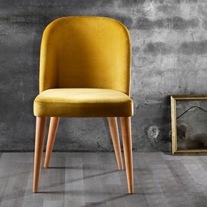 Elis Ceviz Sandalye - ELS01CV görseli