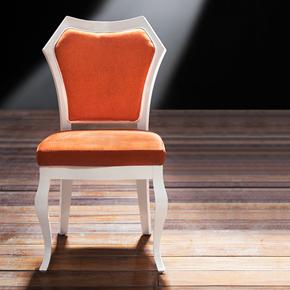 Alya Avangard Beyaz Sandalye - ALY01BYZ görseli