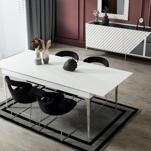 Mels Zen Yemek Masası - ZEN01MS görseli, Picture 1