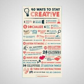 Stay Creative Canvas Tablo - STA01TB görseli