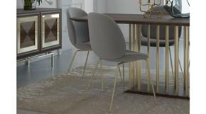 Luxemburg Sandalye Metal Ayak  görseli