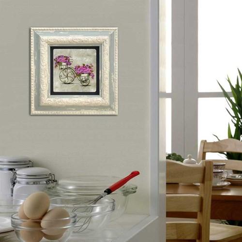 Çerçeveli Taş Duvar Dekoru - CDD10015 görseli, Picture 2