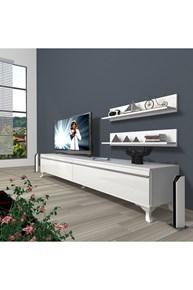 Eko 4 Mdf Std Rustik Tv Ünitesi - DA01TV04 görseli