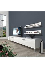 Eko 4 Slm Std Krom Ayaklı Tv Ünitesi - DA01TV10 görseli