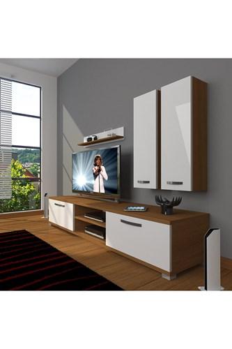 Eko 5d Mdf Dvd Tv Ünitesi - DA03TV05 görseli, Picture 4