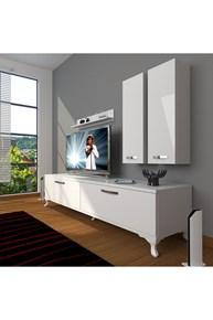 Eko 5d Slm Std Rustik Tv Ünitesi - DA03TV12 görseli