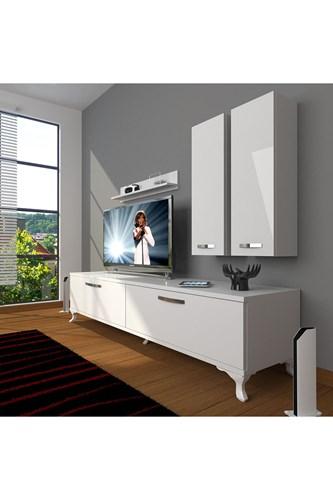 Eko 5d Slm Std Rustik Tv Ünitesi - DA03TV12 görseli, Picture 1