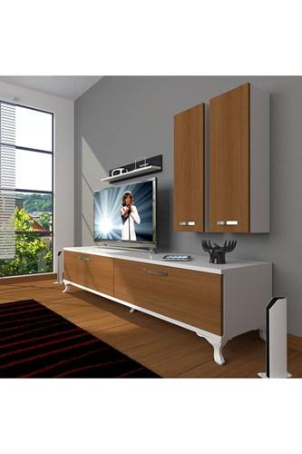 Eko 5d Slm Std Rustik Tv Ünitesi - DA03TV12 görseli, Picture 3
