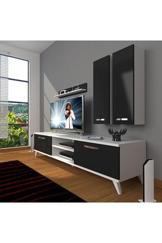 Eko 5d Slm Dvd Retro Tv Ünitesi - DA03TV15 görseli, Picture 2