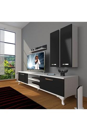Eko 5d Slm Dvd Rustik Tv Ünitesi - DA03TV16 görseli, Picture 2
