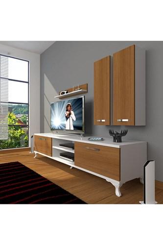Eko 5d Slm Dvd Rustik Tv Ünitesi - DA03TV16 görseli, Picture 3