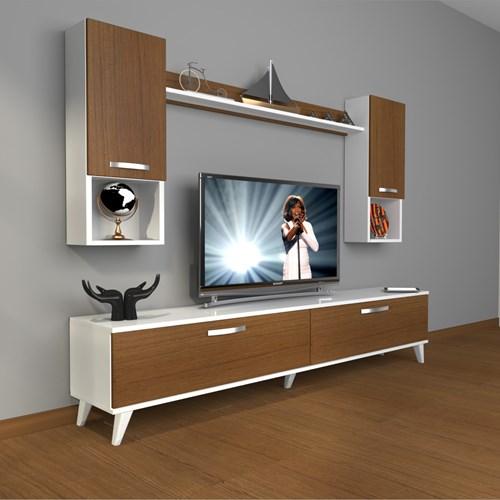 Eko 5da Mdf Std Retro Tv Ünitesi - DA04TV03 görseli, Picture 3