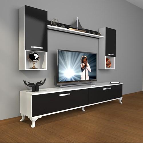 Eko 5da Slm Std Rustik Tv Ünitesi - DA04TV12 görseli, Picture 2