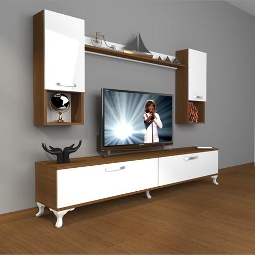 Eko 5da Slm Std Rustik Tv Ünitesi - DA04TV12 görseli, Picture 4