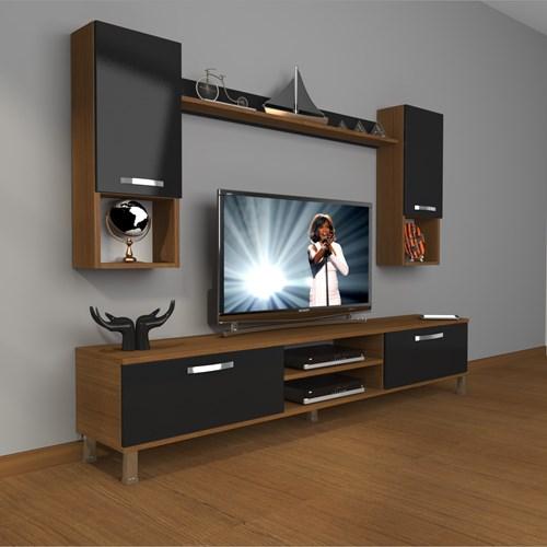 Eko 5da Slm Dvd Krom Ayaklı Tv Ünitesi - DA04TV14 görseli, Picture 5