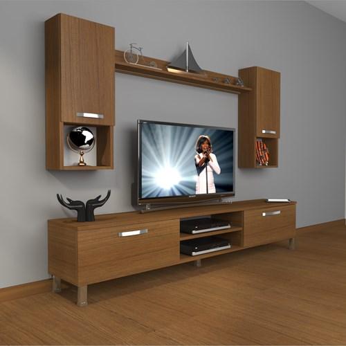 Eko 5da Slm Dvd Krom Ayaklı Tv Ünitesi - DA04TV14 görseli, Picture 6