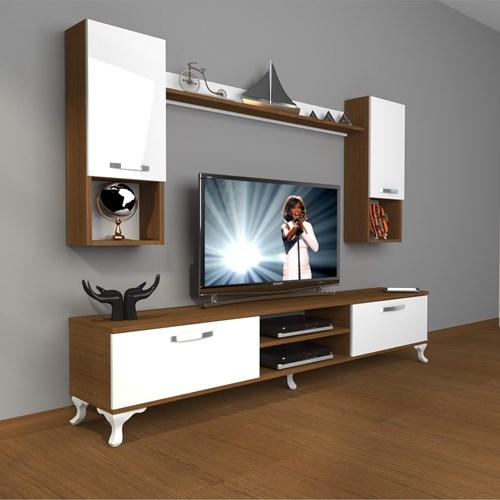 Eko 5da Slm Dvd Rustik Tv Ünitesi - DA04TV16 görseli, Picture 4