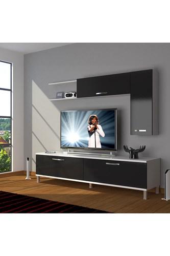 Eko 5l Slm Std Krom Ayaklı Tv Ünitesi - DA05TV10 görseli, Picture 2