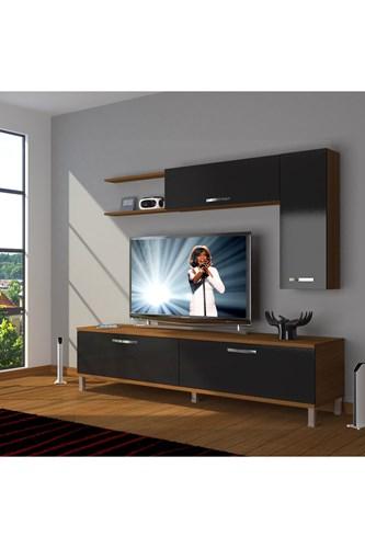 Eko 5l Slm Std Krom Ayaklı Tv Ünitesi - DA05TV10 görseli, Picture 5