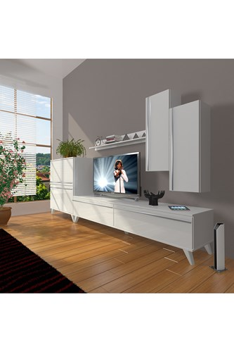 Eko 6 Mdf Std Retro Tv Ünitesi - DA06TV03 görseli, Picture 1