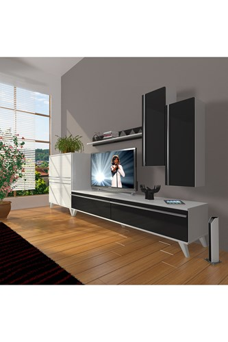 Eko 6 Mdf Std Retro Tv Ünitesi - DA06TV03 görseli, Picture 2