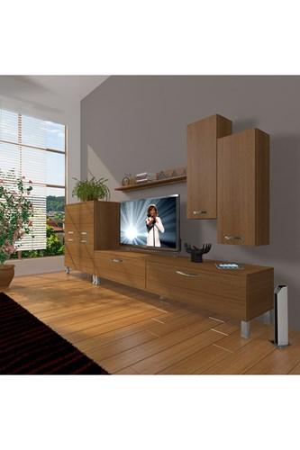 Eko 6 Slm Std Krom Ayaklı Tv Ünitesi - DA06TV10 görseli, Picture 6