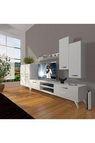 Eko 6 Slm Dvd Retro Tv Ünitesi - DA06TV15 görseli