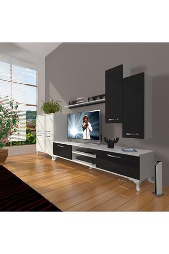 Eko 6 Slm Dvd Rustik Tv Ünitesi - DA06TV16 görseli, Picture 2
