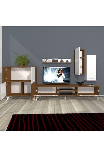 Eko 6 Slm Dvd Rustik Tv Ünitesi - DA06TV16 görseli, Picture 5