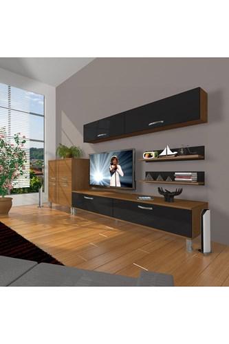 Eko 6y Slm Std Krom Ayaklı Tv Ünitesi - DA07TV10 görseli, Picture 5