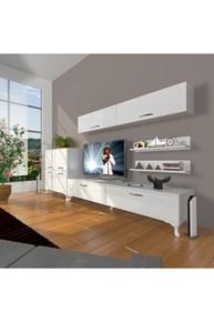 Eko 6y Slm Std Rustik Tv Ünitesi - DA07TV12 görseli