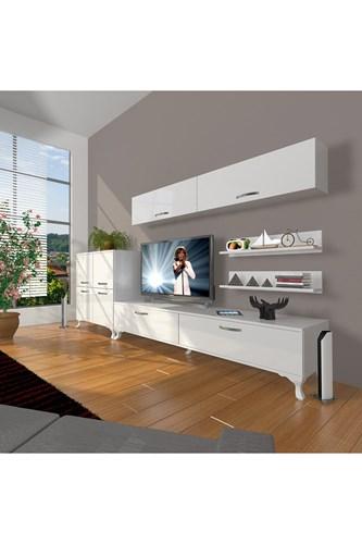 Eko 6y Slm Std Rustik Tv Ünitesi - DA07TV12 görseli, Picture 1