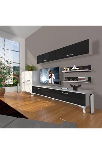 Eko 6y Slm Std Rustik Tv Ünitesi - DA07TV12 görseli, Picture 2