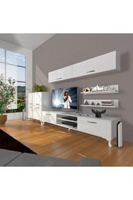 Eko 6y Slm Dvd Rustik Tv Ünitesi - DA07TV16 görseli