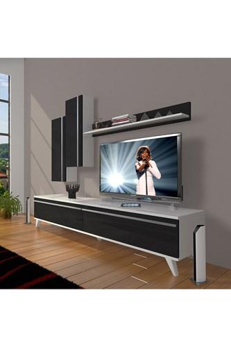 Eko 7 Mdf Std Retro Tv Ünitesi - DA08TV03 görseli, Picture 2