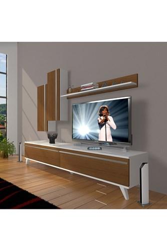 Eko 7 Mdf Std Retro Tv Ünitesi - DA08TV03 görseli, Picture 3