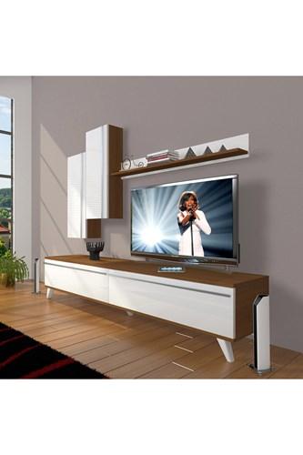 Eko 7 Mdf Std Retro Tv Ünitesi - DA08TV03 görseli, Picture 4