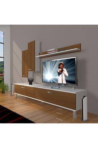 Eko 7 Slm Std Krom Ayaklı Tv Ünitesi - DA08TV10 görseli, Picture 3