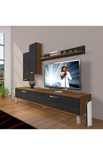 Eko 7 Slm Std Krom Ayaklı Tv Ünitesi - DA08TV10 görseli, Picture 5