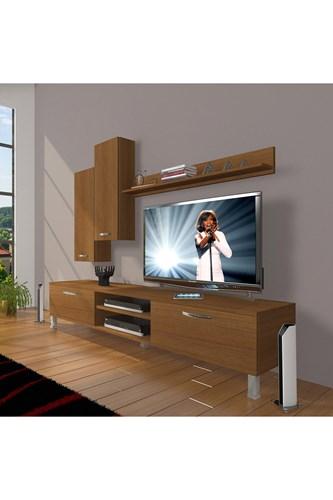 Eko 7 Slm Dvd Krom Ayaklı Tv Ünitesi - DA08TV14 görseli, Picture 6