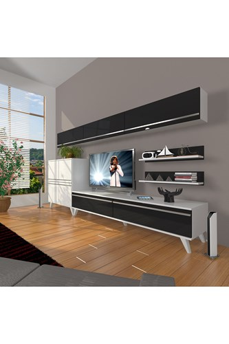 Eko 8 Mdf Std Retro Tv Ünitesi  - DA09TV03 görseli, Picture 2
