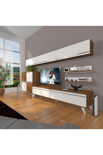 Eko 8 Mdf Std Retro Tv Ünitesi  - DA09TV03 görseli, Picture 4