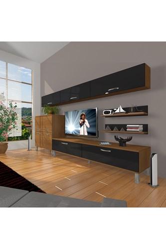 Eko 8 Slm Std Krom Ayaklı Tv Ünitesi - DA09TV10 görseli, Picture 5