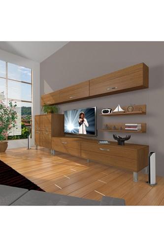 Eko 8 Slm Std Krom Ayaklı Tv Ünitesi - DA09TV10 görseli, Picture 6