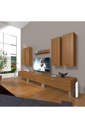 Eko 8d Slm Krom Ayaklı Tv Ünitesi - DA10TV06 görseli, Picture 6