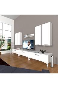 Eko 8d Slm Rustik Tv Ünitesi - DA10TV08 görseli